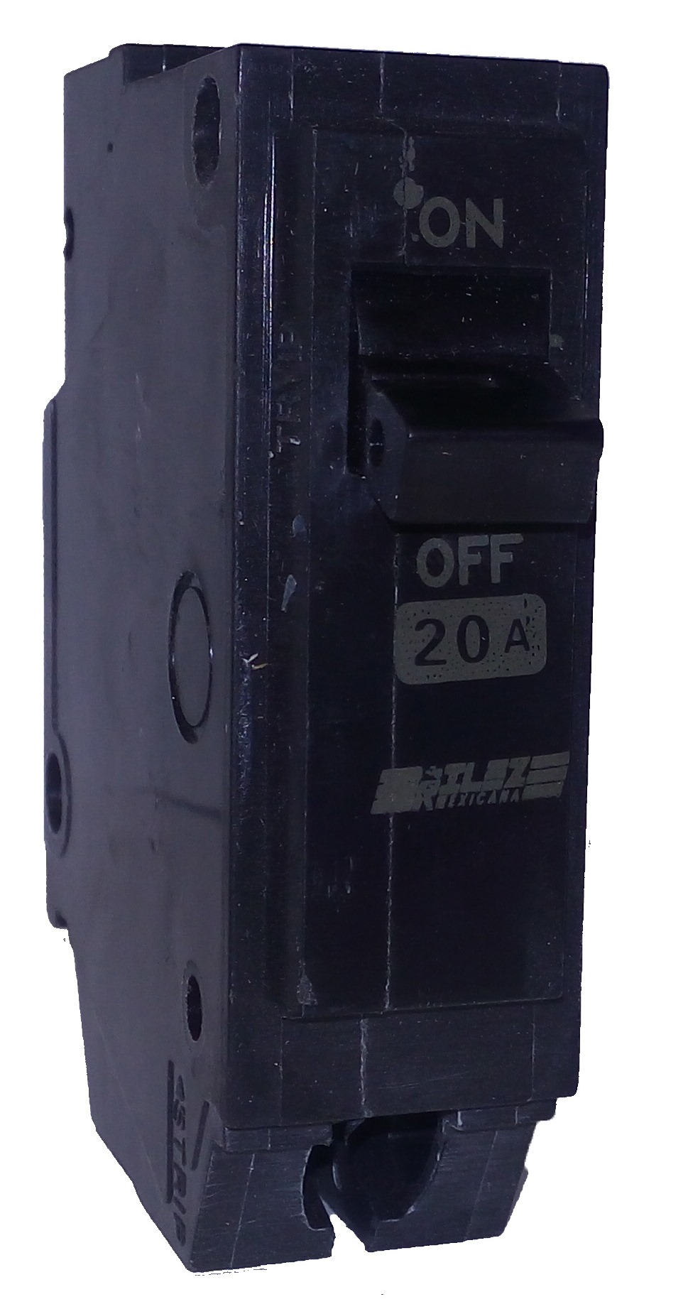 INTERRUPTOR TERM. 1 X 20 A TIPO QP