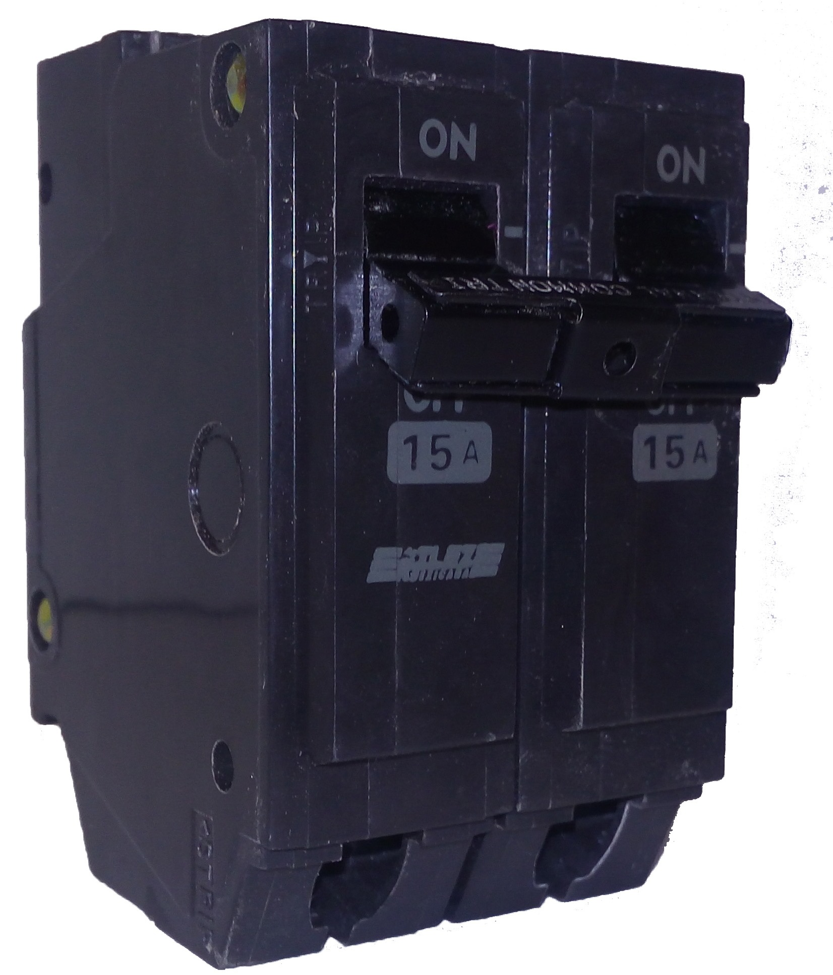 INTERRUPTOR TERM. 2 X 15 A TIPO QP