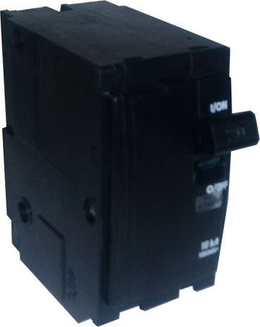 INTERRUPTOR TERM. 2 X 20 A TIPO QP